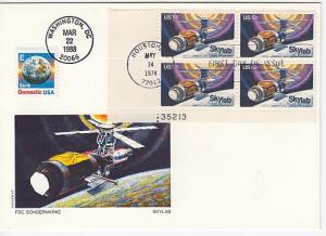 Karte NASA / Skylab