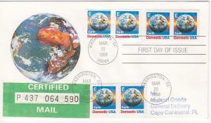 Karte NASA