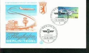 Berlin Mi.-Nr.: 477  FDC