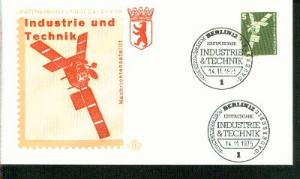 Berlin Mi.-Nr.: 494  FDC
