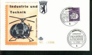Berlin Mi.-Nr.: 497  FDC