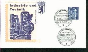 Berlin Mi.-Nr.: 503  FDC