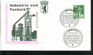 Berlin Mi.-Nr.: 505  FDC