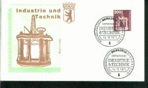 Berlin Mi.-Nr.: 506  FDC
