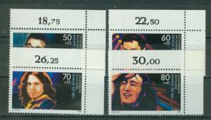 Bund Mi.-Nr.: 1360/63  ER  postfrisch