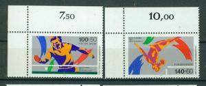Bund Mi.-Nr.: 1408/09  ER   postfrisch