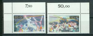 Bund Mi.-Nr.: 1449/50  ER   postfrisch