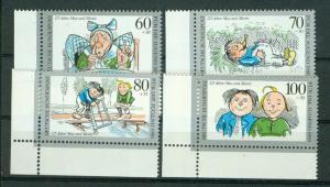 Bund Mi.-Nr.: 1455/58  ER   postfrisch