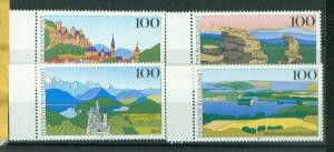 Bund Mi.-Nr.: 1742/45  postfrisch