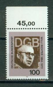 Bund Mi.-Nr.: 1753  postfrisch