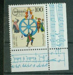 Bund Mi.-Nr.: 1806  postfrisch