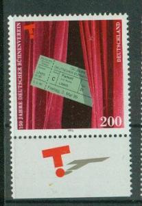 Bund Mi.-Nr.: 1857  postfrisch