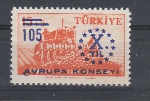 Türkei Mi.-Nr.: 1625 postfrisch