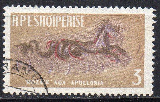 Albanien, Mi-Nr. 956 gest., Archäologie