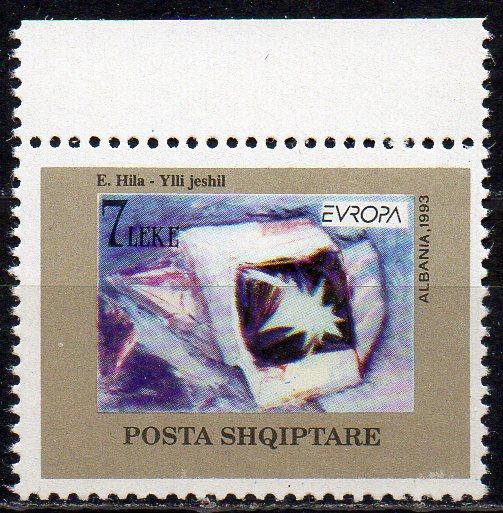 Albanien, Mi-Nr. 2530 **, Zeitgenössische Kunst