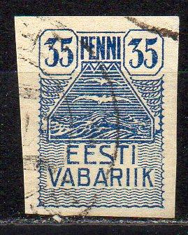 Estland, Mi-Nr. 10 gest.,