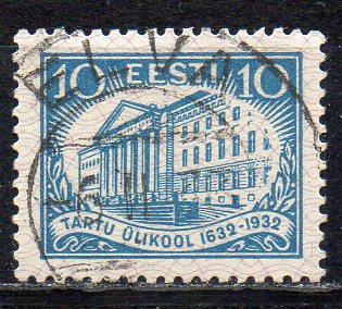 Estland, Mi-Nr. 95 gest.,