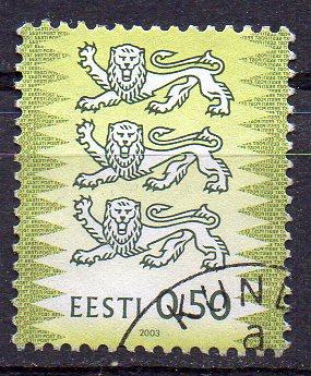 Estland, Mi-Nr. 453 gest.,
