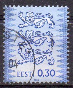 Estland, Mi-Nr. 357 II C gest.,