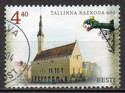 Estland, Mi-Nr. 489 gest.,