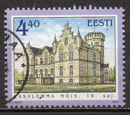 Estland, Mi-Nr. 491 gest.,
