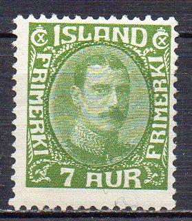 Island, Mi-Nr. 160 *