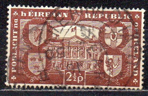Irland, Mi-Nr. 108 gest., Ausrufung der Republik Irland