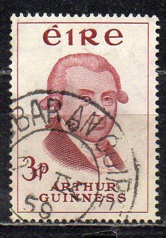 Irland, Mi-Nr. 142 gest., 200 Jahre Guinness-Brauerei