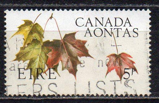 Irland, Mi-Nr. 194 gest., 100 Jahre Bundesstaat Kanada