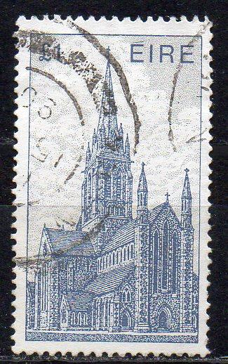 Irland, Mi-Nr. 574 A gest., Irische Architektur - Kathedrale von Killarney