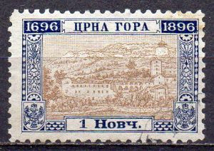 Montenegro, Mi-Nr. 22 A gest.,