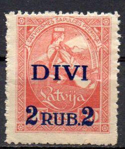 Lettland, Mi-Nr. 64 *