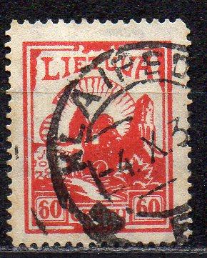 Litauen, Mi-Nr. 384 gest.