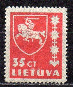 Litauen, Mi-Nr. 415 *