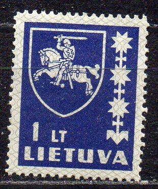 Litauen, Mi-Nr. 432 *, Wappen