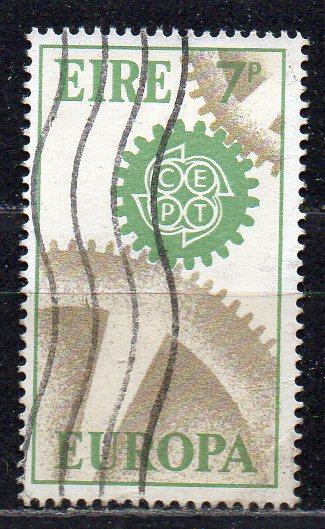 Irland, Mi-Nr. 192 gest., Europa CEPT 1967
