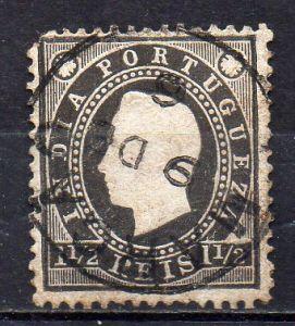 Portugiesisch-Indien, Mi-Nr. 153 A gest.,