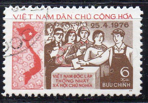 Vietnam - Nord, Mi-Nr. 852 gest.,