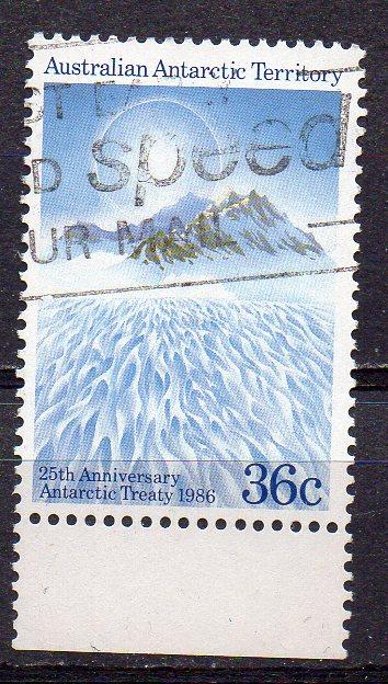 Australische Antarktik Gebiete, Mi-Nr. 73 gest.,