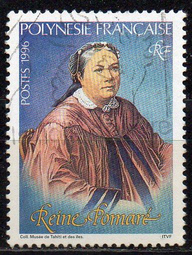 Französisch-Polynesien, Mi-Nr. 702 gest.,