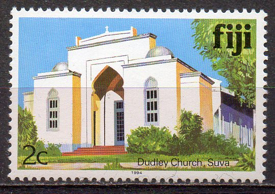 Fidschi - Inseln, Mi-Nr. 400 II X **, Gebäude