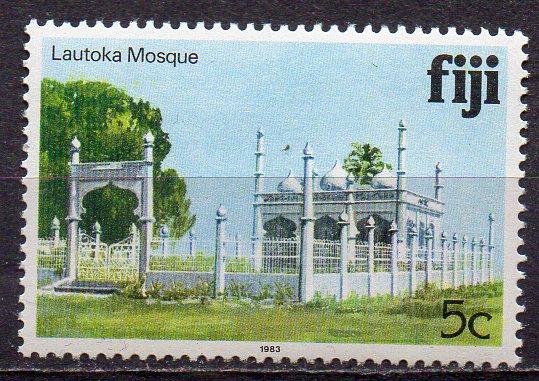 Fidschi - Inseln, Mi-Nr. 402 II X **, Moschee