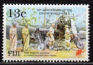 Fidschi - Inseln, Mi-Nr. 726 **, 50 Jahre Beendigung des II. Weltkriegs