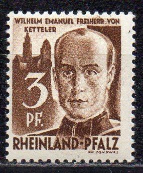 Französische Zone - Rheinland-Pfalz, Mi-Nr. 2 **