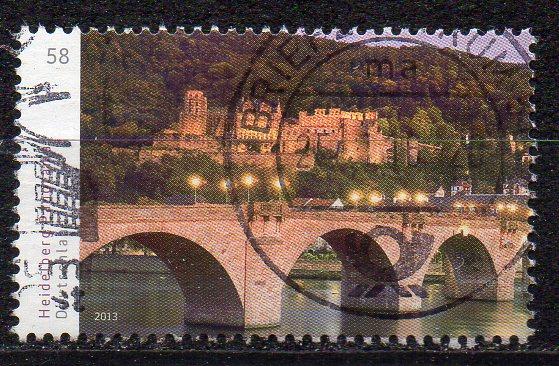 BRD, Mi-Nr. 3028 gest., Heidelberg
