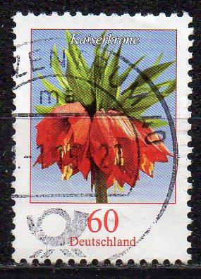 BRD, Mi-Nr. 3043 gest., DS Blumen: Kaiserkrone