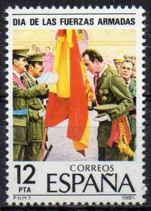 Spanien, Mi-Nr. 2500 **, Tag der Armee