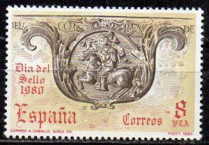 Spanien, Mi-Nr. 2467 **, Tag der Briefmarke