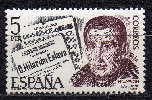 Spanien, Mi-Nr. 2348 **,