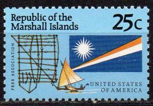 Marshall - Inseln, Mi-Nr. 319 **,
